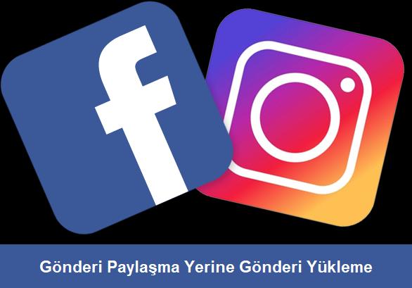 intagram ve facebook'un farkları