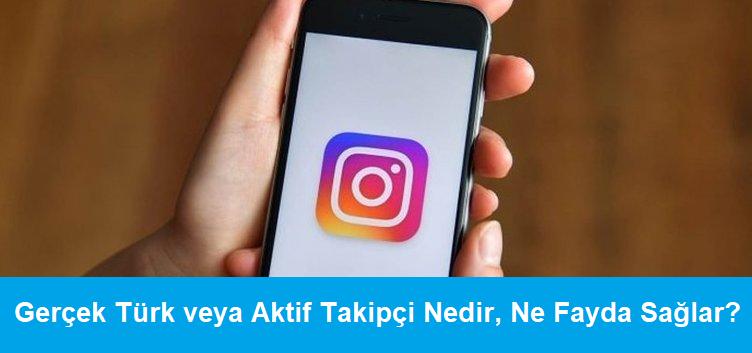 instagram gerçek aktif Türk takipçi al
