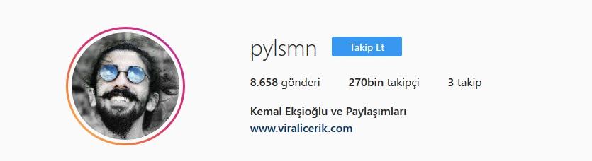 instagramda takip etmelik sayfalar 2018-1