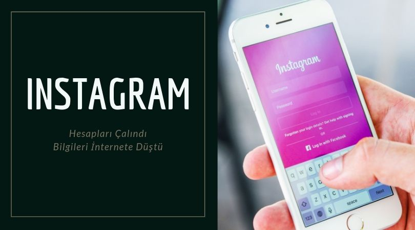 instagram hesapları çalındı
